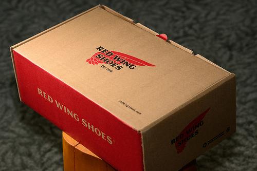 【RedWing】レッドウィングの短靴『Foreman(フォアマン)』が仲間入り! | 花徳マンゴー