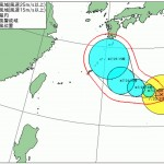 あっちいけ!「台風12号」!