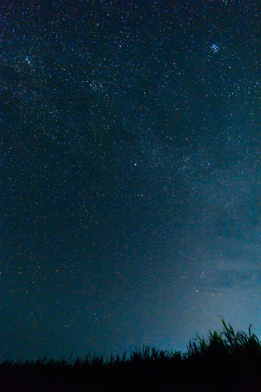 徳之島の星空-2
