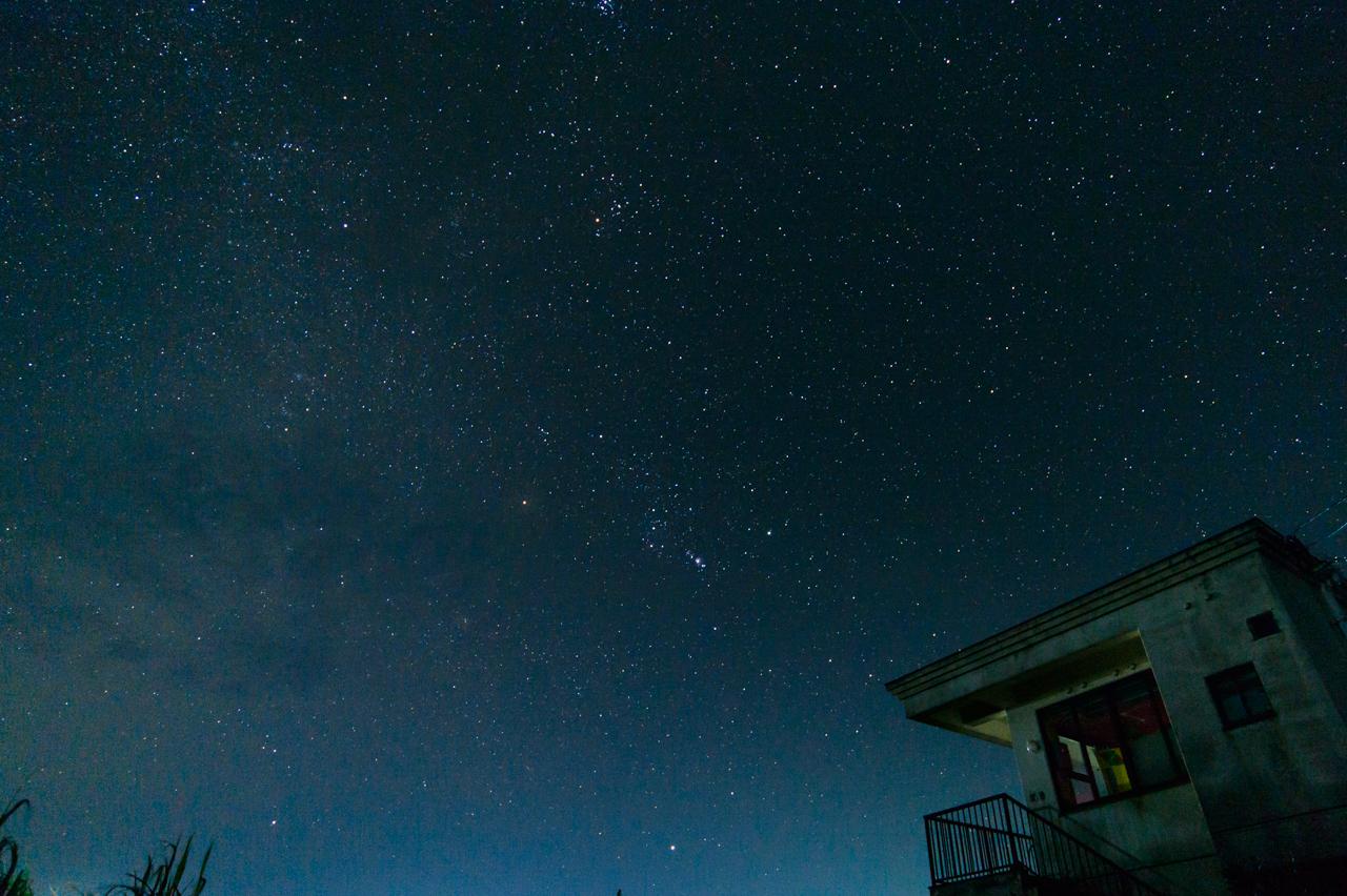 徳之島の星空-3