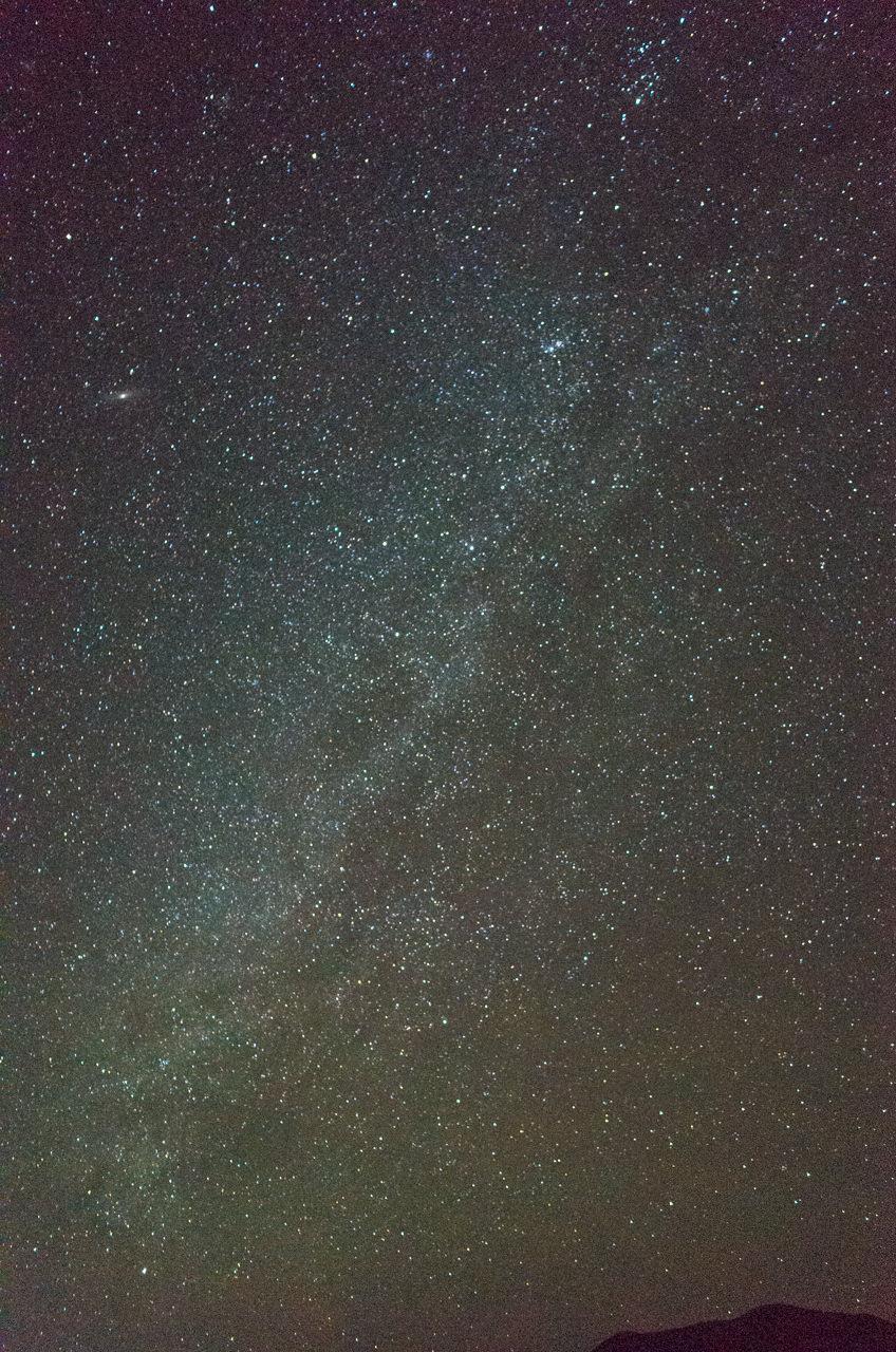 コンデジで撮る星景写真-2