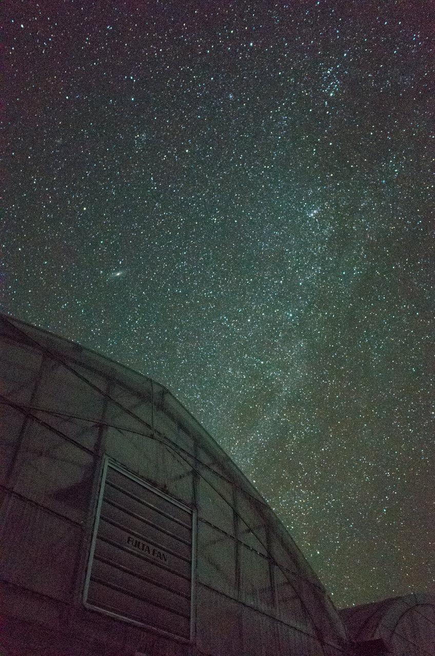 コンデジで撮る星景写真-4
