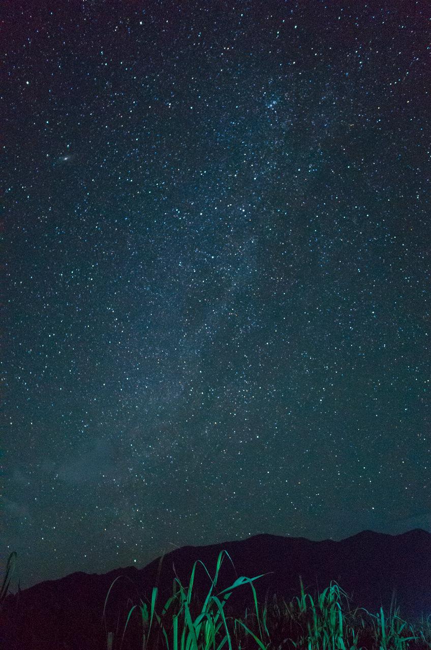 GRⅡでの星景写真-1