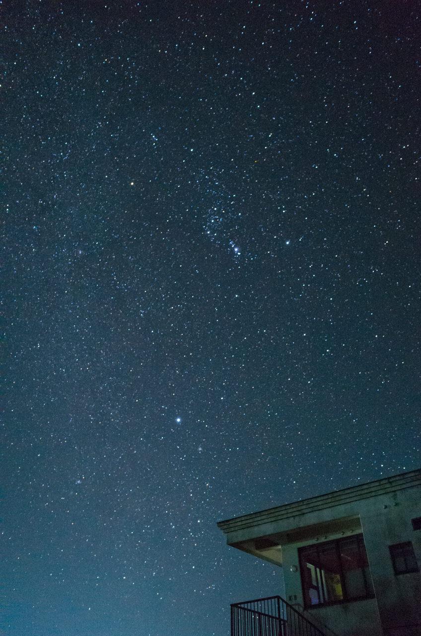 GRⅡでの星景写真-2