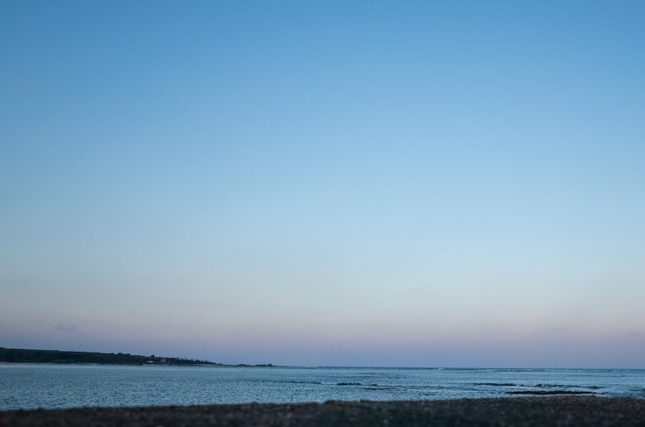 山漁港からの太平洋-2