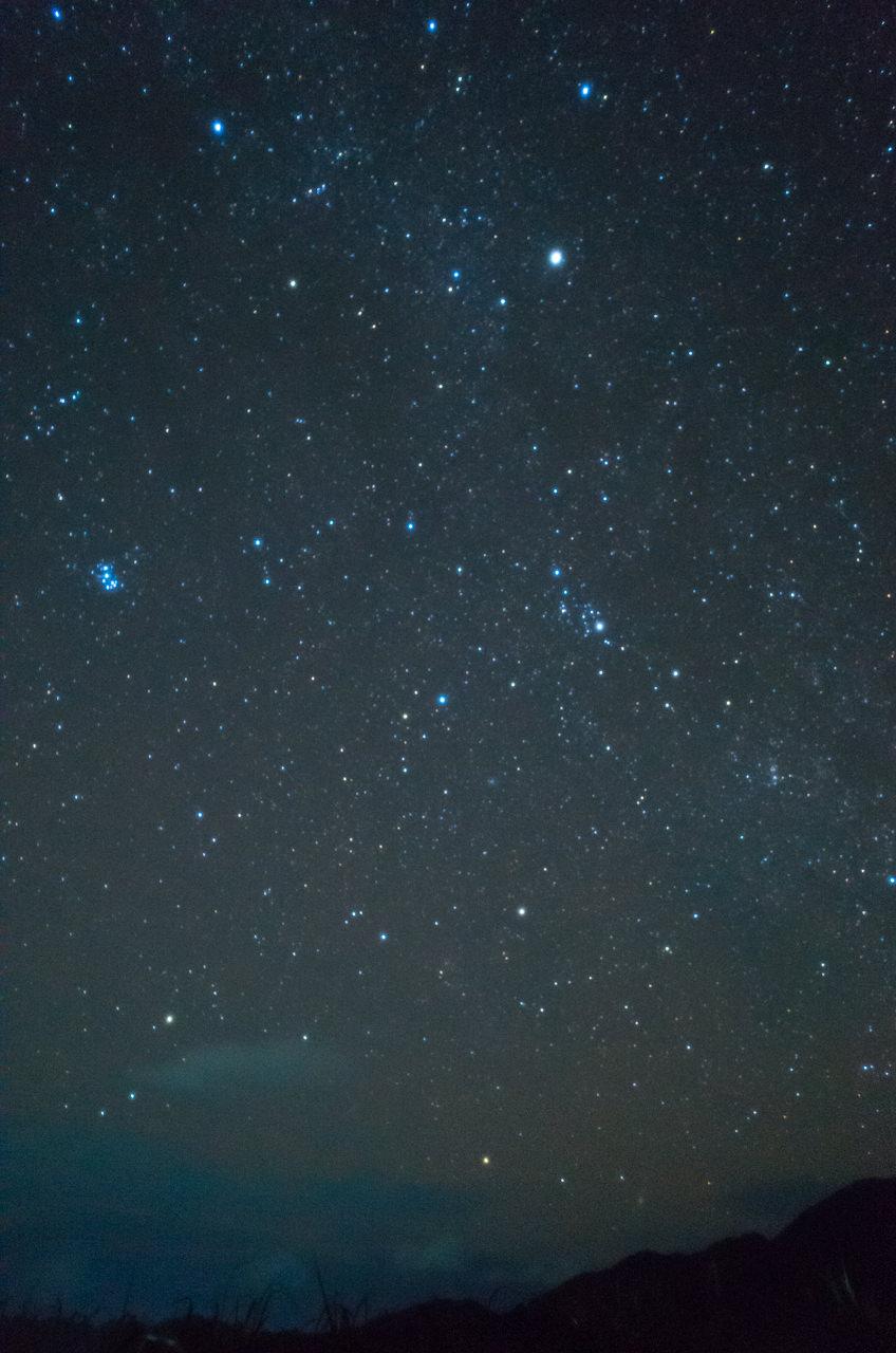 Ricoh GR2で撮影した星空-1