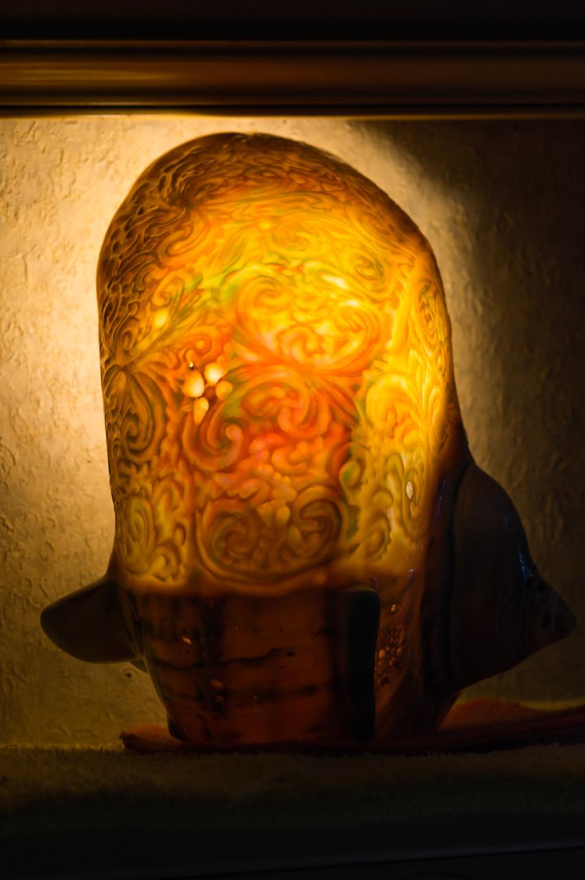 2015年12月の徳之島産「夜光貝アート」のご紹介 | 花徳マンゴー