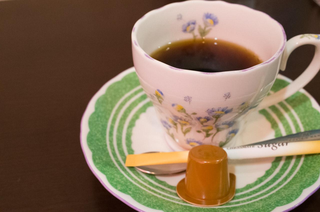 西洋亭ひろはまのコーヒー
