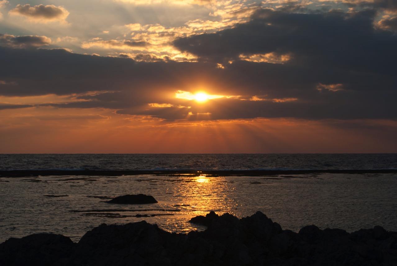 2016年『徳之島』での【初日の出】をご紹介! | 花徳マンゴー
