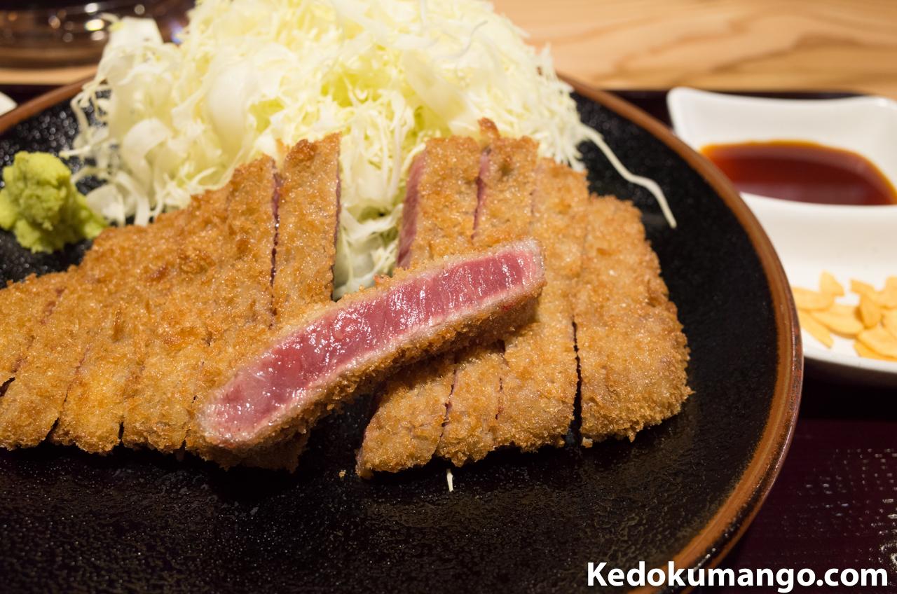鹿児島で牛カツ食べたいときは「牛かつ ぎゅう太」がおススメです! | 花徳マンゴー