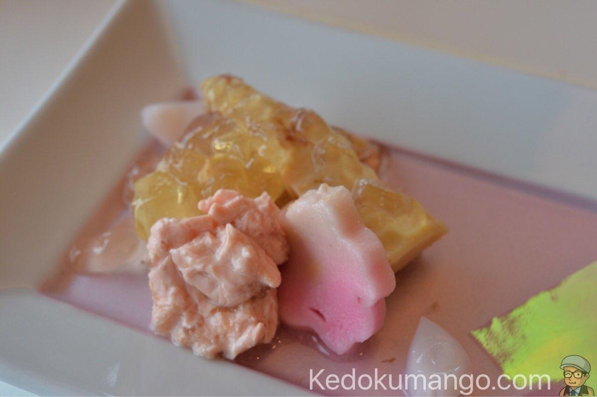 タケノコと湯葉