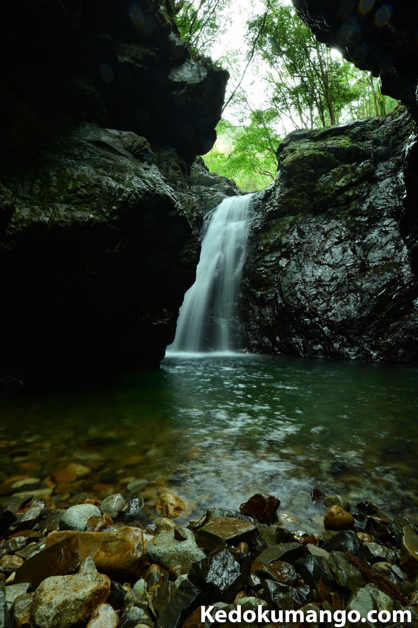 岩戸の滝-2