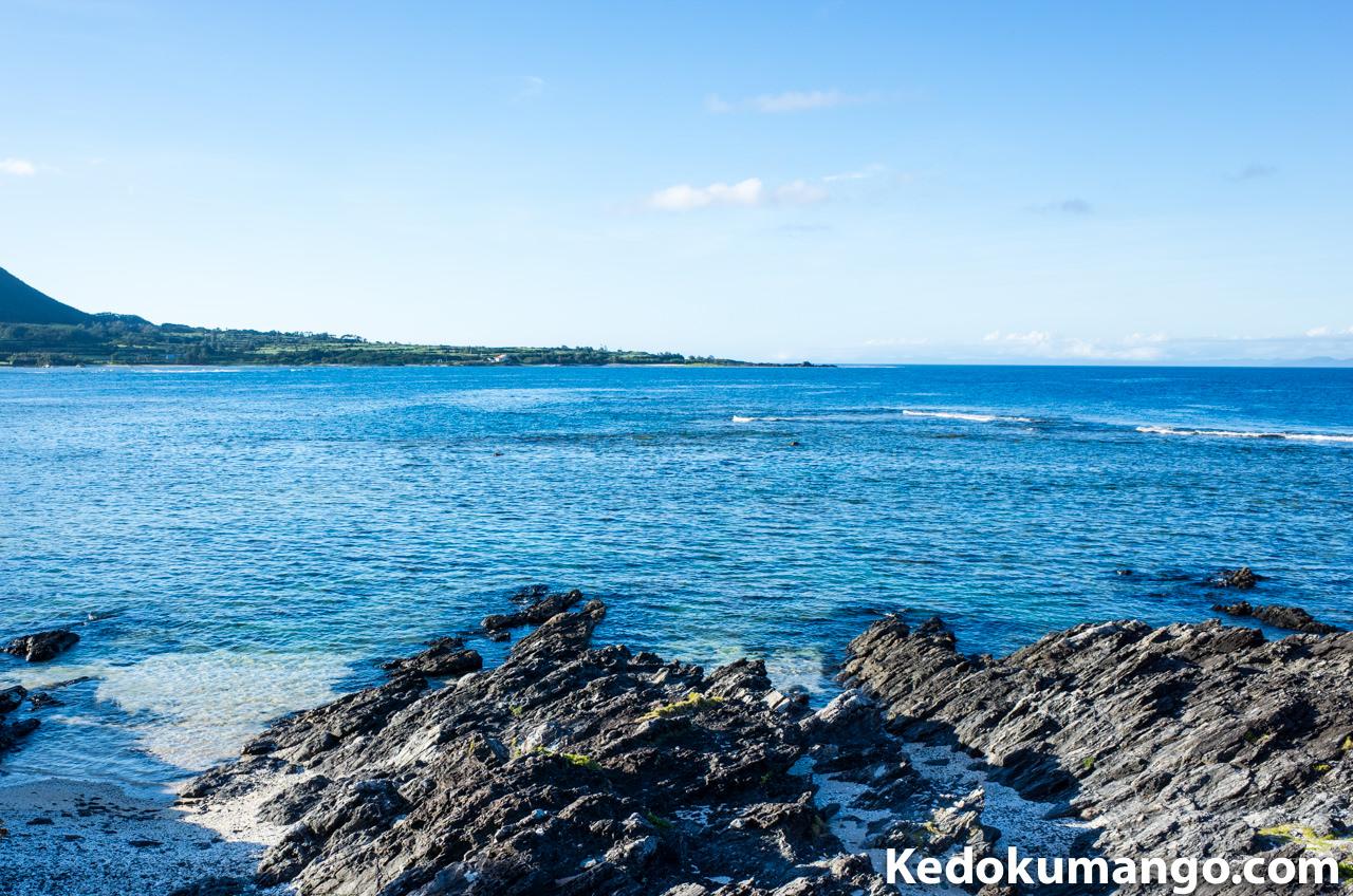 徳之島の畦地区から望む「海」_1