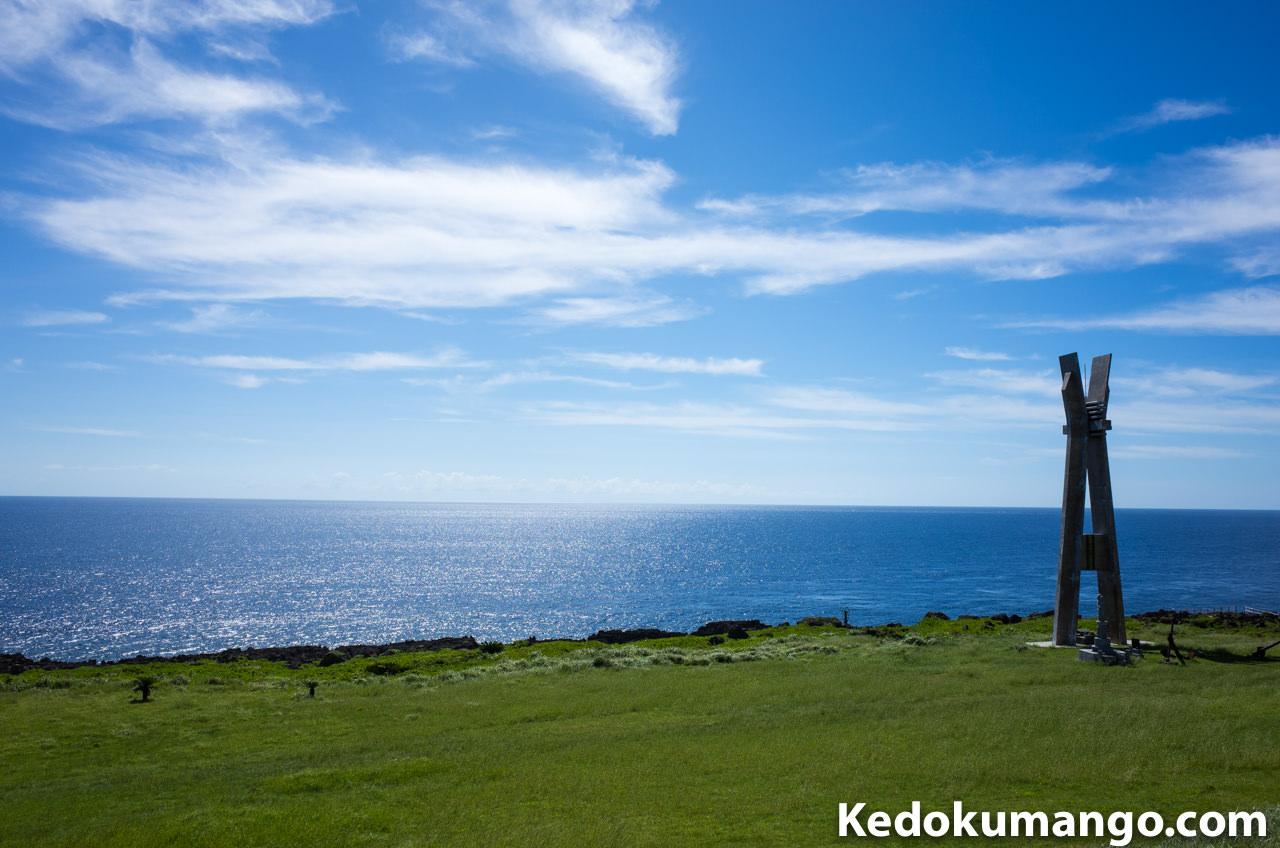 「Ricoh GR2」で撮影した徳之島の「犬田布岬」