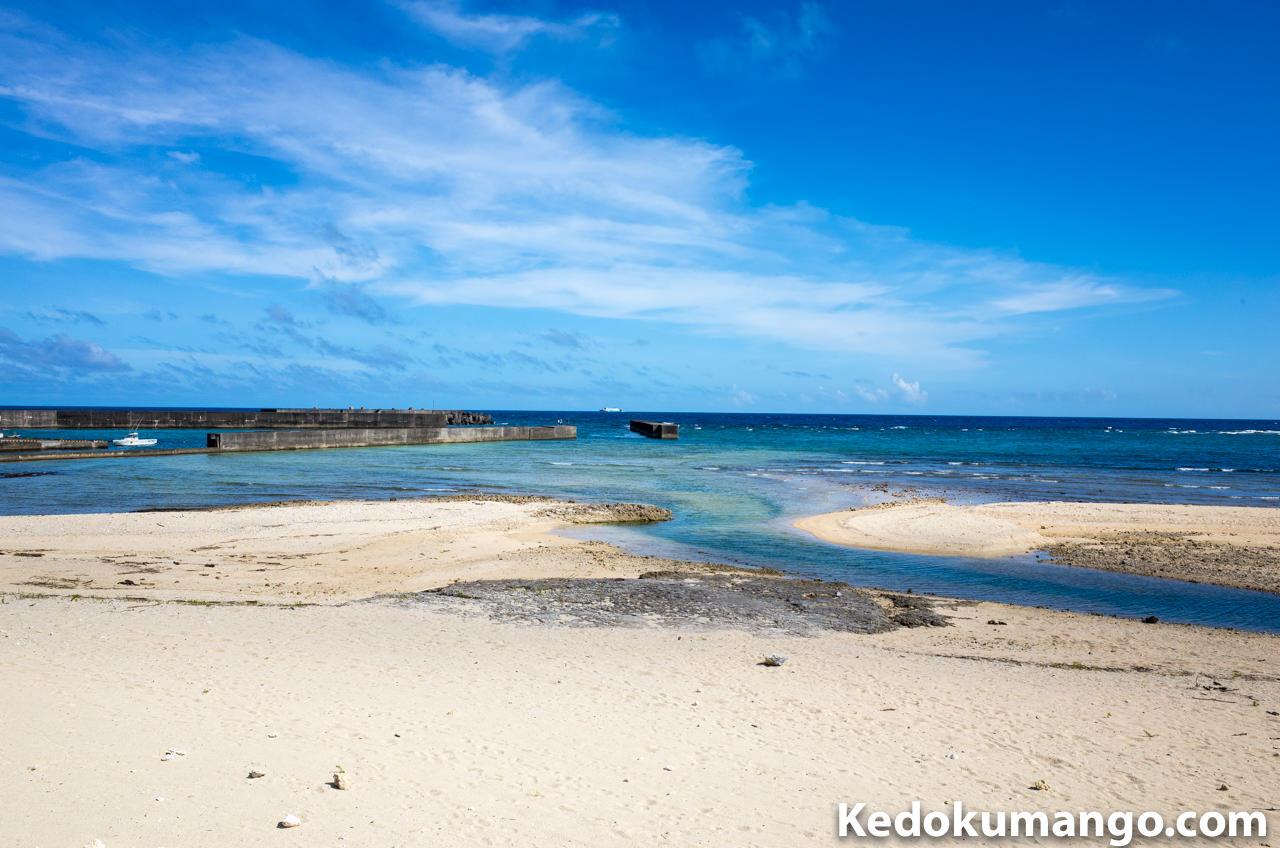 「Ricoh GR2」で撮影した砂浜
