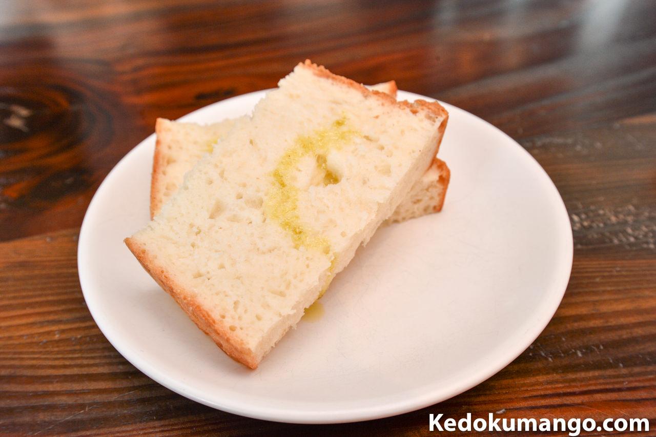 月桃庵のパン