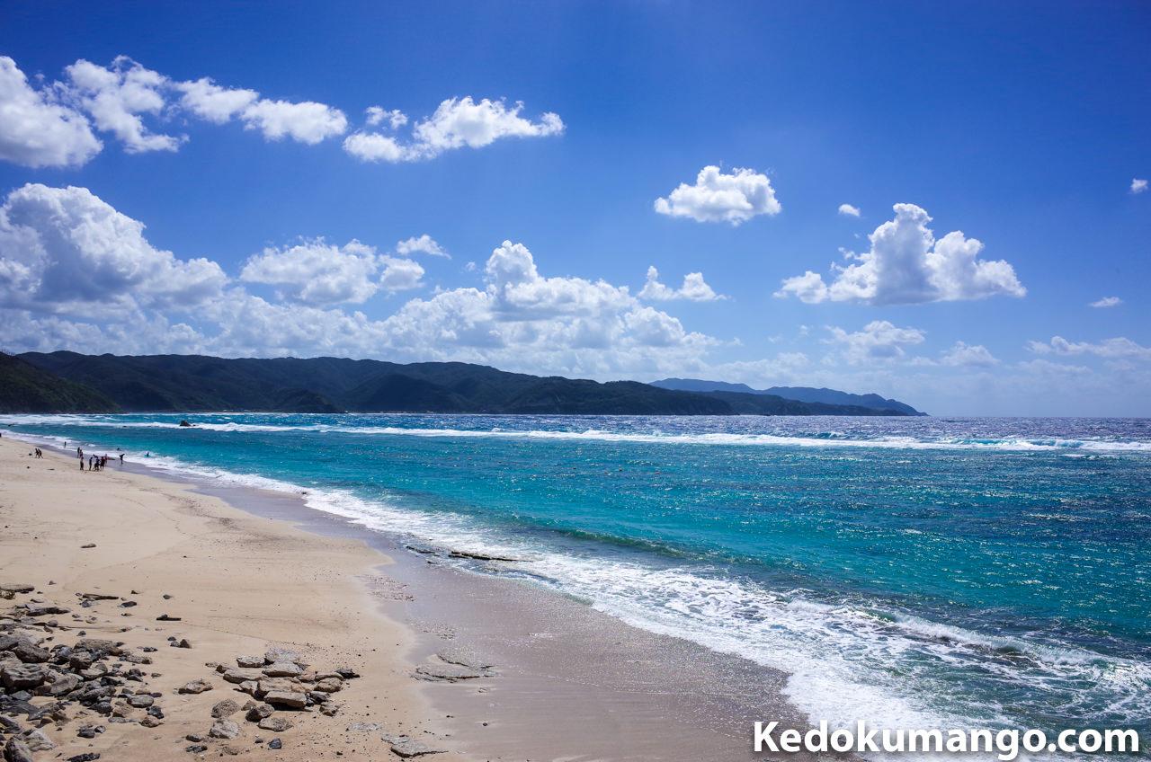 大浜海浜公園の海