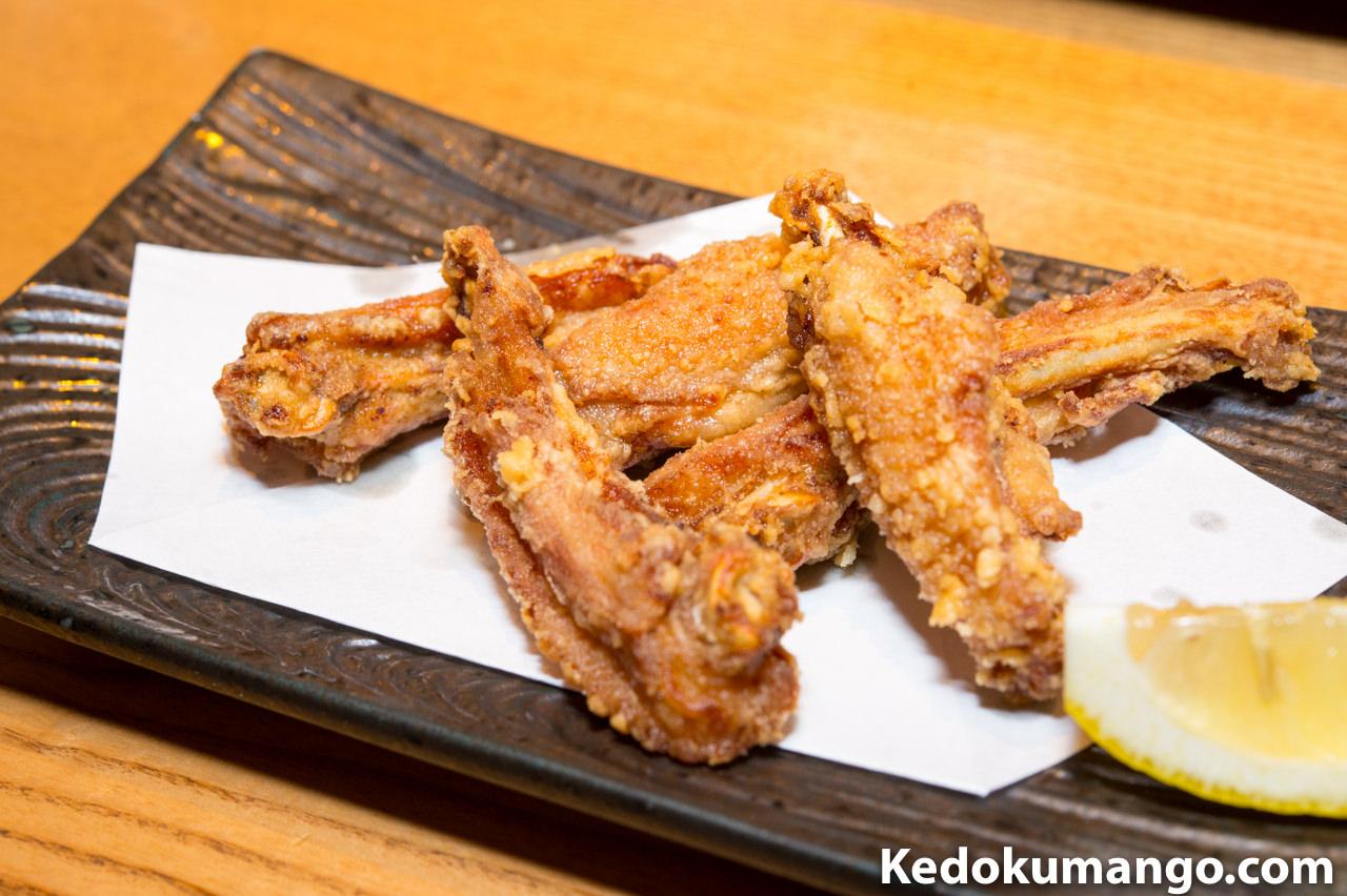 「鶏膳」のチキンバー