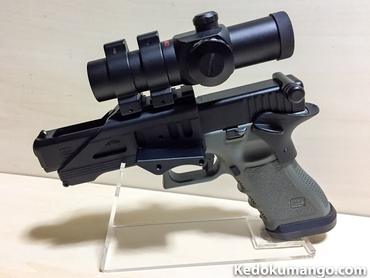 東京マルイ製のGlock34