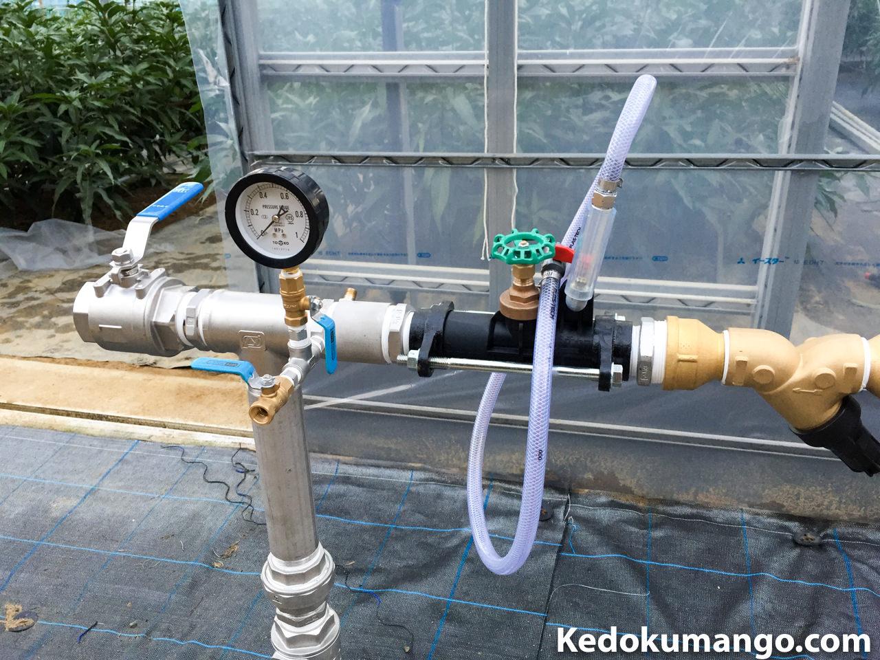 液肥混入器
