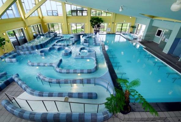 奄美の竜宮の海水プール