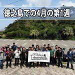 【花徳マンゴー日誌】徳之島の生活「2018年4月の第1週」入学祝いやツーリングなどを楽しんだ!